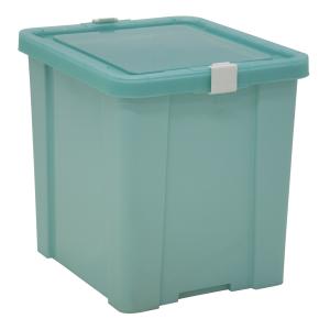 Caixa Organizadora 42L Tramontina Laundry Verde