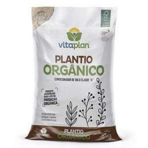 Condicionador Solo Plantio Orgânico 5kg