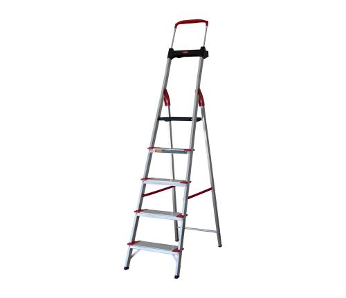 Escada Comfort Alumasa 5 Degraus