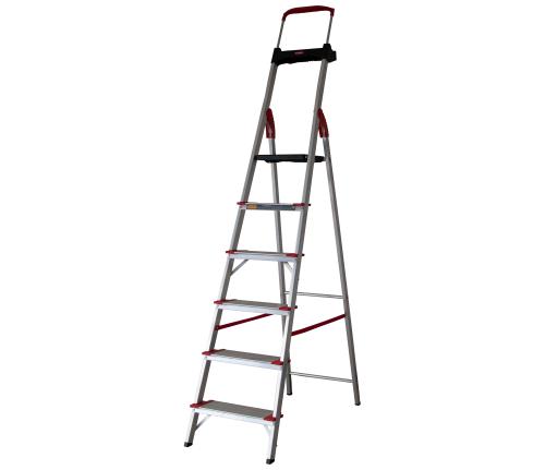 Escada Comfort Alumasa 6 Degraus