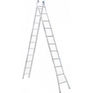 Escada Extensiva Articulada Alumasa 11 Degraus