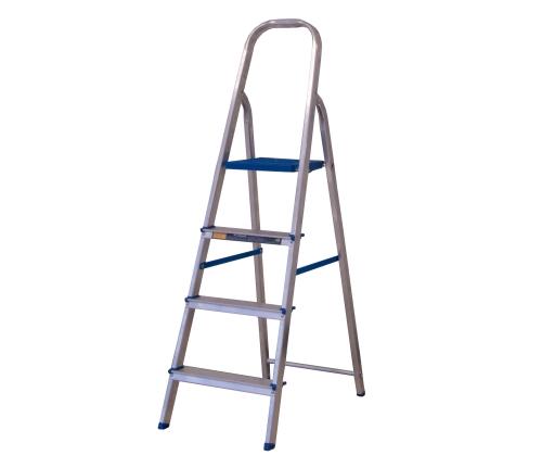 Escada Residencial Alumasa 4 Degraus