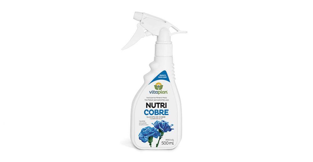 Fertilizante Foliar Nutricobre 500ml