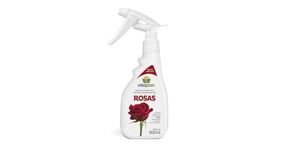 Fertilizante Foliar Rosas 500ml