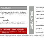 Fertilizante Foliar Samambaias 500ml