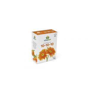Fertilizante Mineral Misto 10-10-10 1kg Plantio e Manutenção