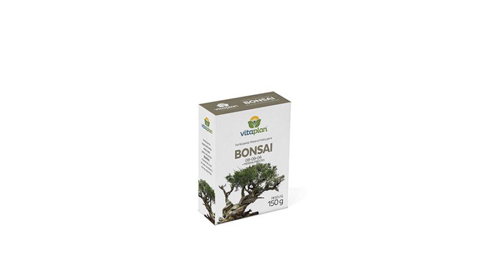 Fertilizante Mineral Misto Bonsai 150g