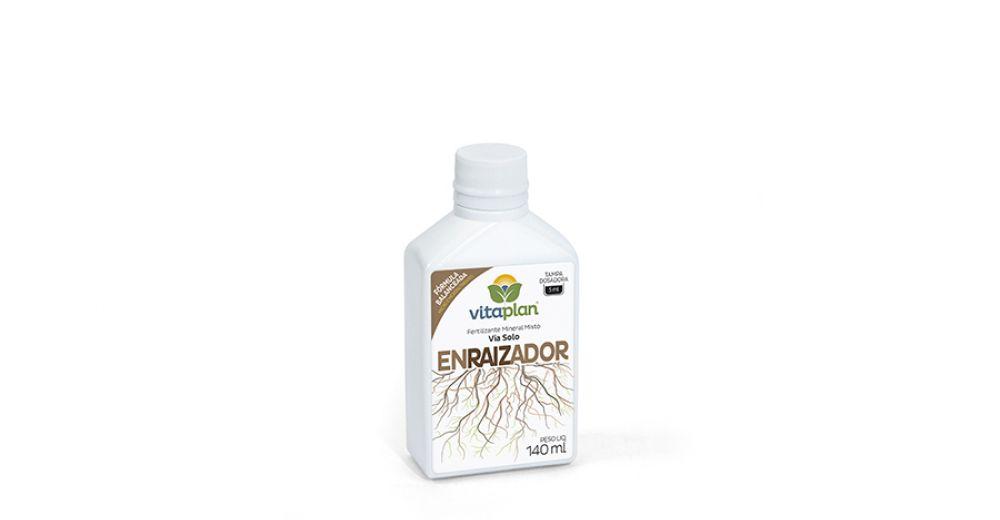 Fertilizante Mineral Misto Enraizador 140ml