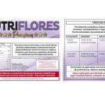 Fertilizante Mineral Misto Nutriflores 1kg Pote