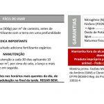 Fertilizante Mineral Misto Nutrihortas 500g