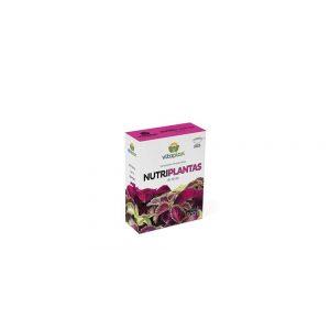 Fertilizante Mineral Misto Nutriplantas 500g Pote