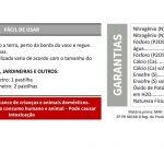Fertilizante Mineral Misto Samambaia Pastilha 50g