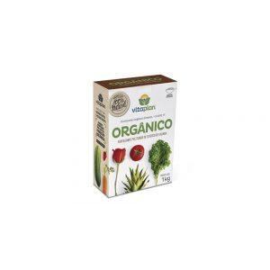 Fertilizante Orgânico 1kg