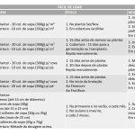 Fertilizante Torta de Mamona + Farinha de Osso 1kg
