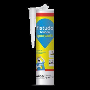 Fixtudo Quartzolit Branco 400g