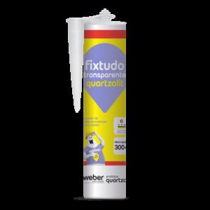 Fixtudo Quartzolit Transparente 300g