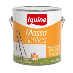 Massa Acrílica Iquine 5,4kg