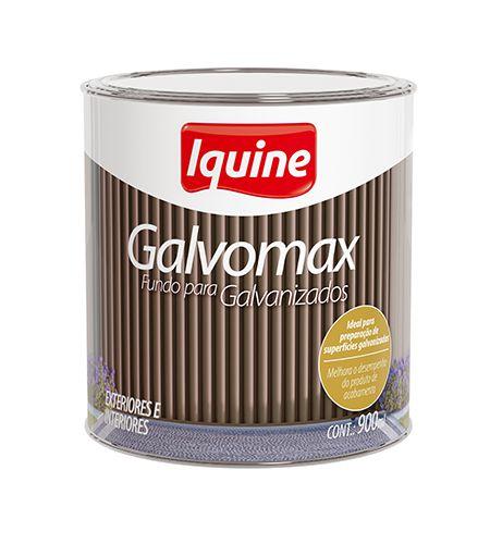 Galvomax Iquine Branco Fosco 900ml