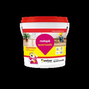 Impermeabilizante Rodapé Quartzolit 3,6L