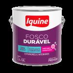 Tinta Iquine Acrílico Fosco Durável Premium Branco Neve 3,6L