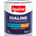 Tinta Iquine Esmalte Dialine Antiferrugem 3,6L