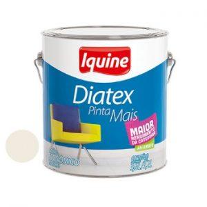 Iquine Látex Diatex Branco Neve 3,6L