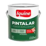 Tinta Iquine Pintalar Vinil Acrílico 18L