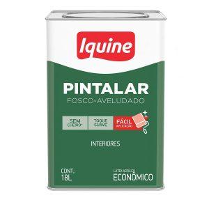 Tinta Iquine Pintalar Vinil Acrílico 3,6L