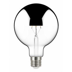 Lâmpada Taschibra LED Filamento Defletora Globo G125