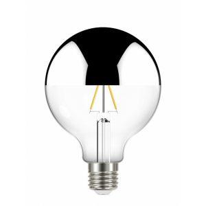 Lâmpada Taschibra LED Filamento Defletora Globo G95