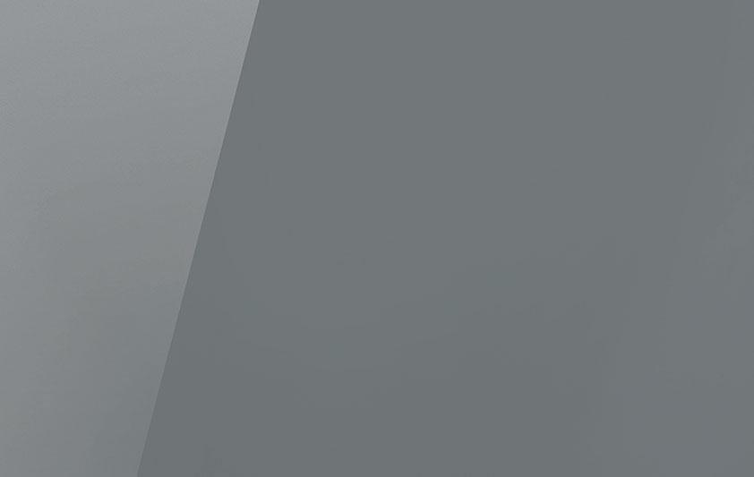 MDF Cinza Sagrado Linha Cristallo Alto Brilho 2F