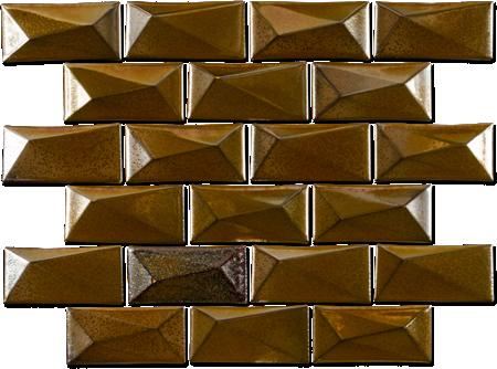 Pastilha Porcelana Belamari 5×10 Saturno 0,63m/6pçs