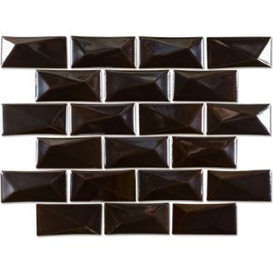 Pastilha Porcelana Belamari 5×10 Vênus 0,63m/6pçs