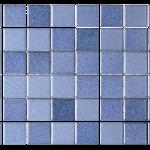 Pastilha Porcelana Belamari 5×5 Azul Castelhanos 1,08m/9pçs