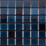 Pastilha Porcelana Belamari 5×5 Azul Maranhão 1,08m/9pçs