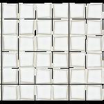 Pastilha Porcelana Belamari 5×5 Branco Araruama 0,96M/8pçs
