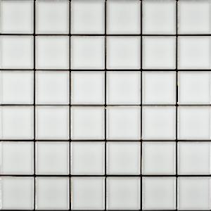 Pastilha Porcelana Belamari 5×5 Branco Araruama 1,08m/9pçs
