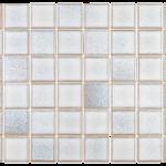 Pastilha Porcelana Belamari 5×5 Branco Atalaia