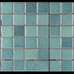 Pastilha Porcelana Belamari 5×5 Verde Maragogi 1,08m/9pçs