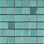 Pastilha Porcelana Belamari 5×5 Verde Trindade 1,08m/9pçs