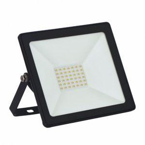 Refletor Taschibra TR LED 30W 3000K Preto
