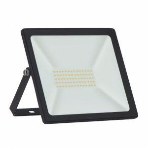 Refletor Taschibra TR LED 50W 3000K Preto