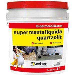 Super Manta Liquida Branca 4kg