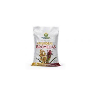 Terra Especial Para Orquídeas e Bromélias 2kg