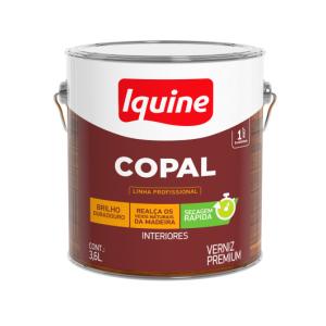 Verniz Iquine Copal 3,6L