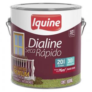 Tinta Iquine Esmalte Dialine 900ml