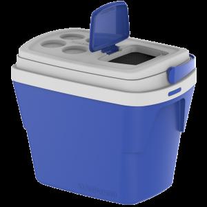 Caixa Térmica Tropical Soprano 28L Azul
