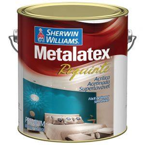 Metalatex Requinte Acetinado Branco Neve 3,6L