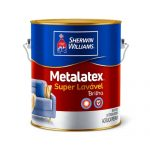 Metalatex Semi-Brilho Branco Neve Galao