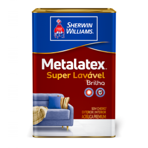 Metalatex Semi-Brilho Branco Neve – Latão